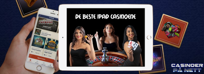 ipad casinoer på nett